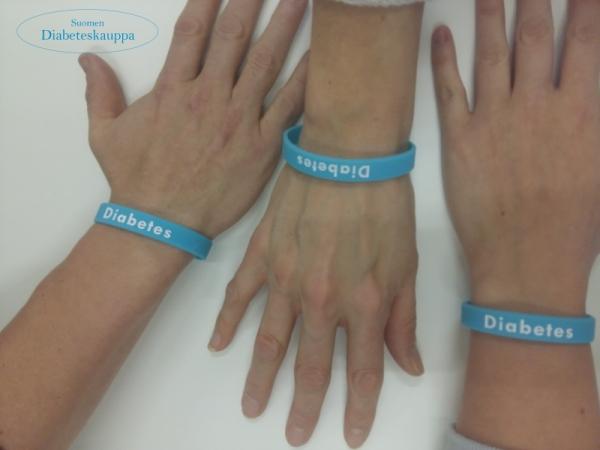 Vietetään yhdessä Maailman diabetespäivää!