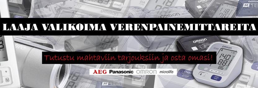 Olkavarsiverenpainemittarit - Suomen Diabeteskauppa e7dd0461c9